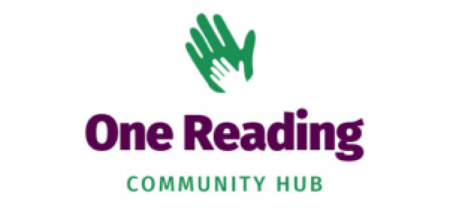 One Reading Community Hub During Covid-19 Launch