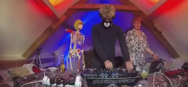 Reading Student DJs Bring Dancefloor Home To Lift Spirits In Lockdown