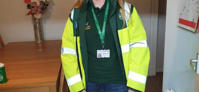 #WeAreTogether Reading University Employee Gives Back To Local Community In Voluntary Medical Responder Role