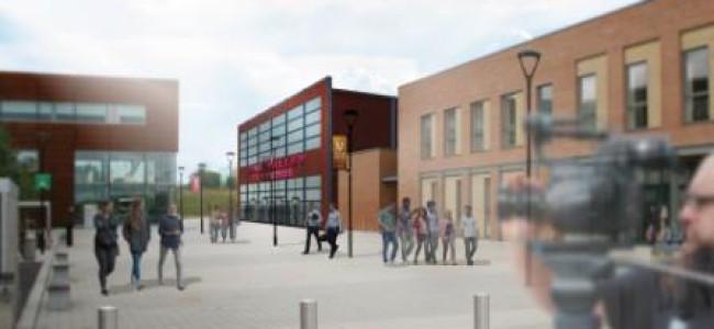 New TV Studio Plan For University of Reading