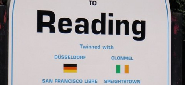 Reading Ranked Among World's Top Non-Capital Cities