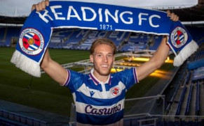Lewis Gibson Joins ReadingFC Until End Of Season