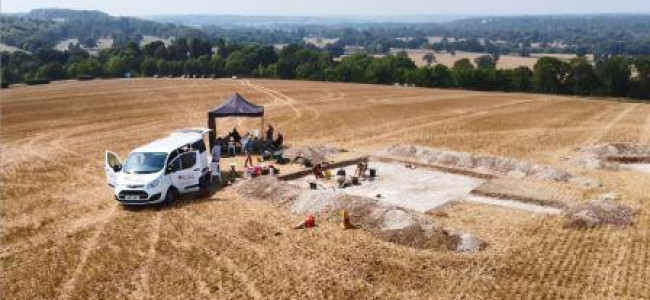 Anglo-Saxon Warlord Found – Archaeologists From The University of Reading Believe This Could Redraw Map Of Post-Roman Britain