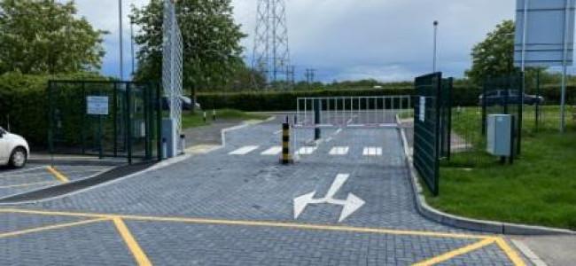 Addington School New Entrance Complete In Woodley
