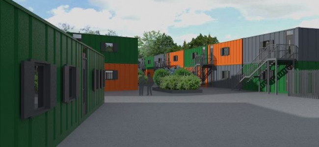 Modular Homes Set To Transform Lives Of 40 Homeless People In Reading
