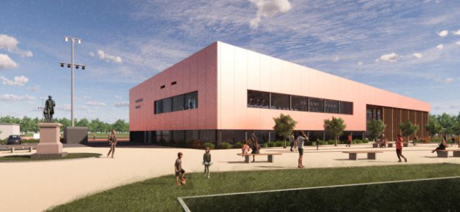 Palmer Park Swimming Pool Construction Starts Next Week