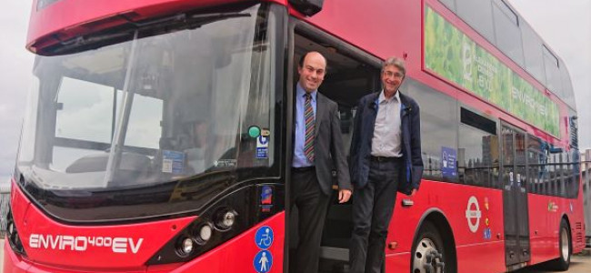 Reading Buses To Go Electric If Reading Council Bid Successful