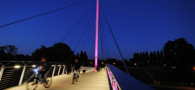 Christchurch Bridge To Light Up To Mark Programme of National Awareness and Remembrance Events