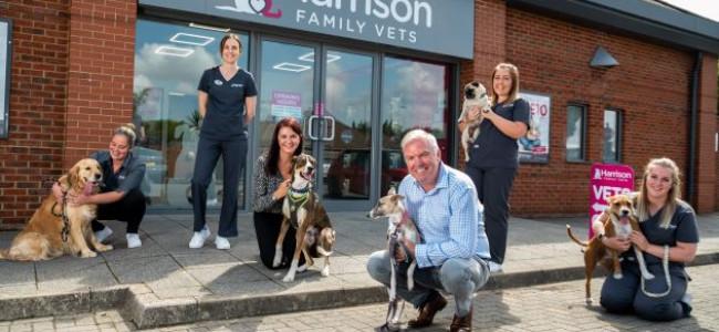 Harrison Family Vets Opens In Woodley