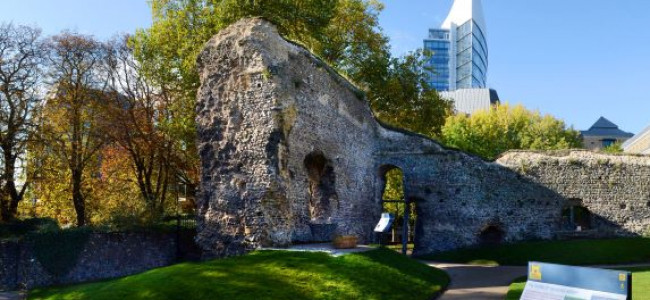 Henry I – Where Is He Buried In Reading, University of Reading Event