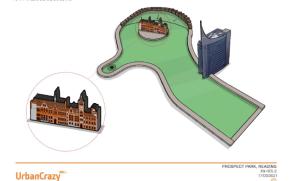 Prospect Park Activity Centre & Play Hub Coming Soon