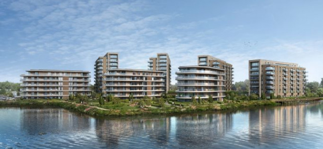 St Edward Launches New Phase of Apartments at Bankside Gardens, Green Park, Reading