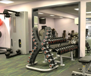 South Reading Leisure Centre Improvements Starting