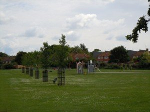 Whitley - long barn lane recreation ground