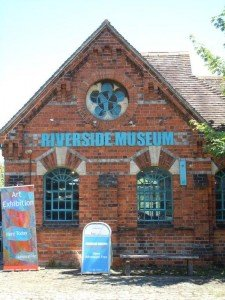 Reading Today - Museum (Riverside)