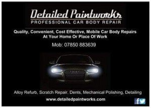 Detailed Paintworks ltd