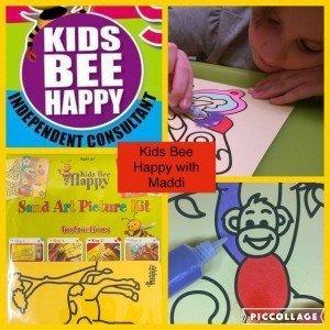 Kids Bee Happy with Maddi