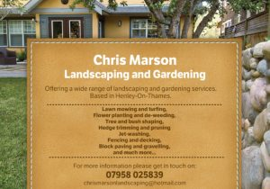 CM Landscaping & Gardening