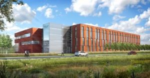 Thames Valley Science Block PHase Two