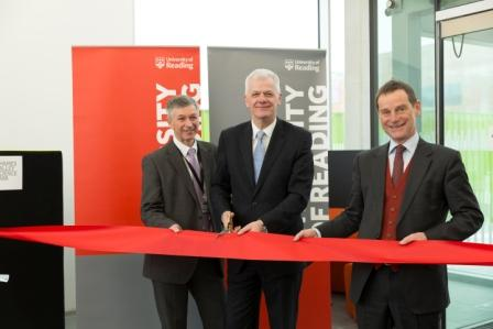 Thames Valley Science Park Opening Ceremony