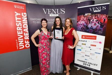 Inspirational Woman Venus Award