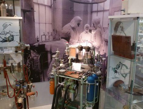 Royal Berkshire Hospital Medical Museum