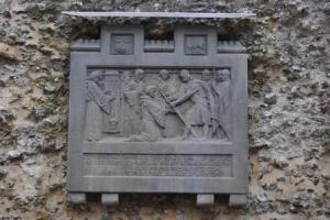 Abbey Memorial Plaques