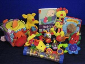 Toy Library Launch