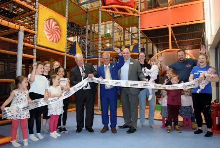 Soft Play Area At Loddon Valley Leisure Centre