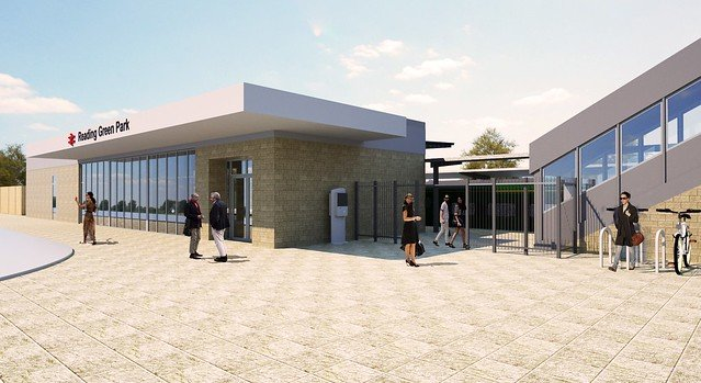 Green Park Railway Station