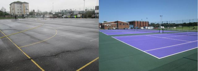 South Reading Tennis Courts