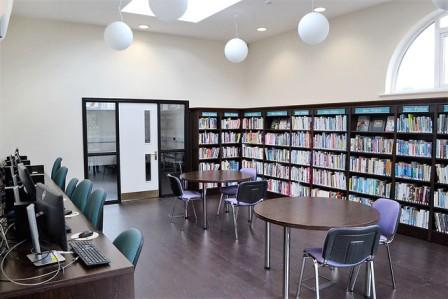 Community Hub To Open At Battle Library