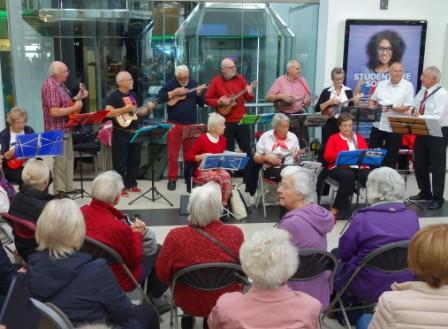 National Older People Day 2019 In Reading