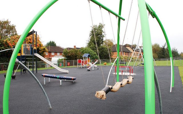 Ivydene Playground Portman Road