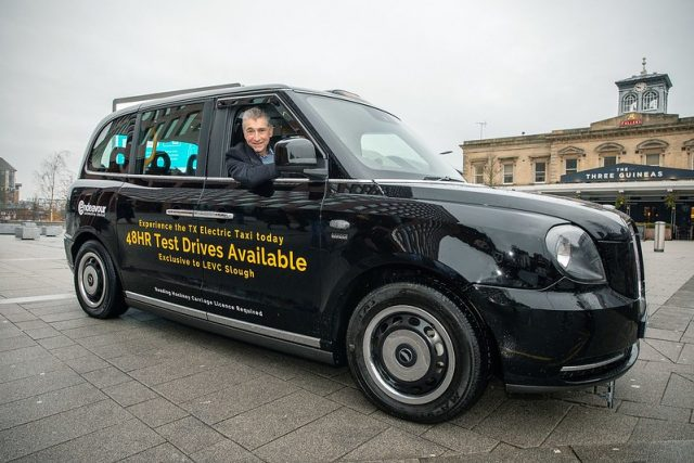 Reading Electric Taxi