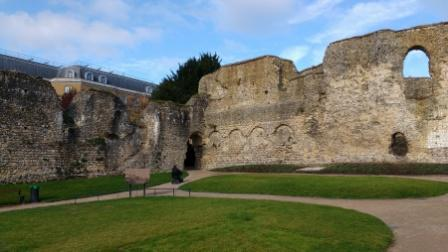 Reading Abbey Project Revealed - National Award