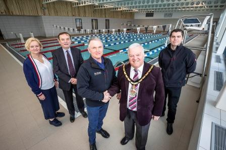 Bulmershe Leisure Centre Will Open 22-4-2020