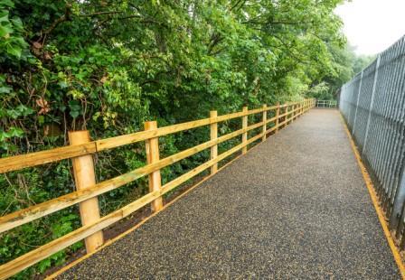Riverside Park in Earley