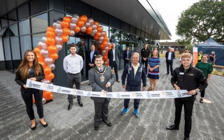 New Bulmershe Leisure Centre Opens