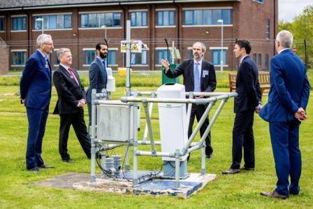 UAE Ambassador - Reading University Visit