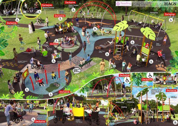 Portman Road Playground