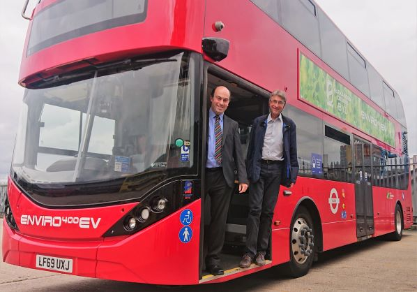 Reading Buses To Go Electric
