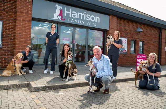 Harrison Family Vets Woodley