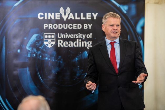 Reading Cine Valley - Shinfield