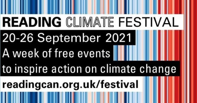 Reading Climate Festival Week