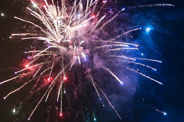 Reading Fireworks 2021