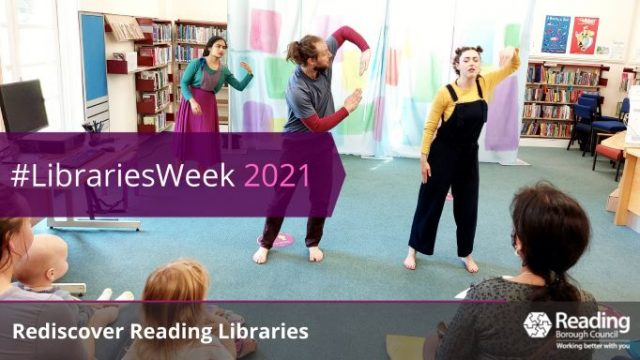 Reading Libraries Events